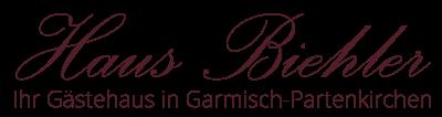 Gästehaus Biehler in Garmisch-Partenkirchen